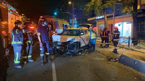 Un medicamento incompatible con la conducción, detrás del atropello mortal de Madrid