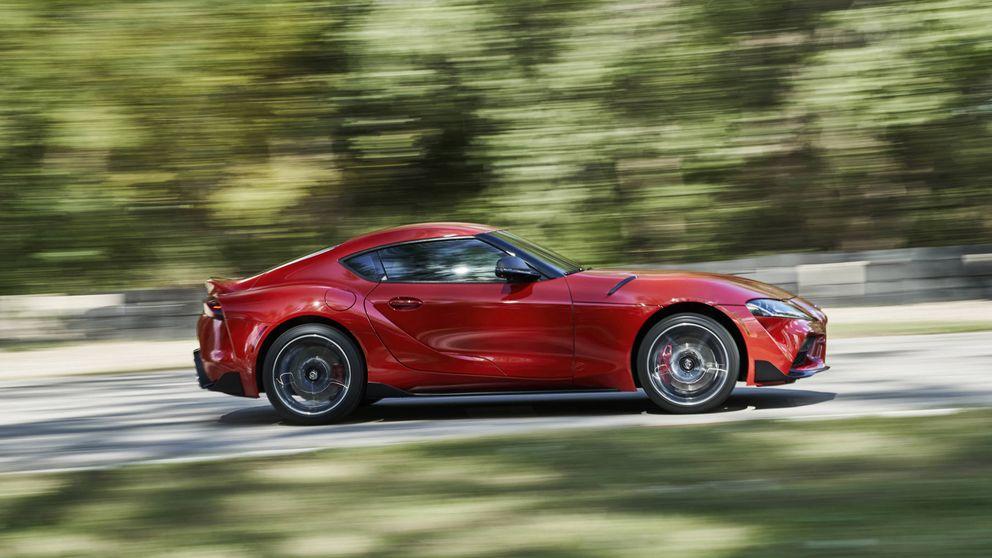 La prueba del renacido deportivo de Toyota, el Supra GR, que Fernando Alonso exprimió