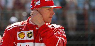 Post de Ferrari anuncia la renovación del contrato de Kimi Raikkonen