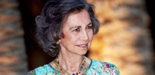 Post de La reina Sofía, la 'guardiana' del palacio de Marivent