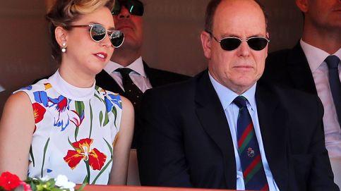 Jazmin Grace: la hija extramatrimonial de Alberto de Mónaco operada de una lesión