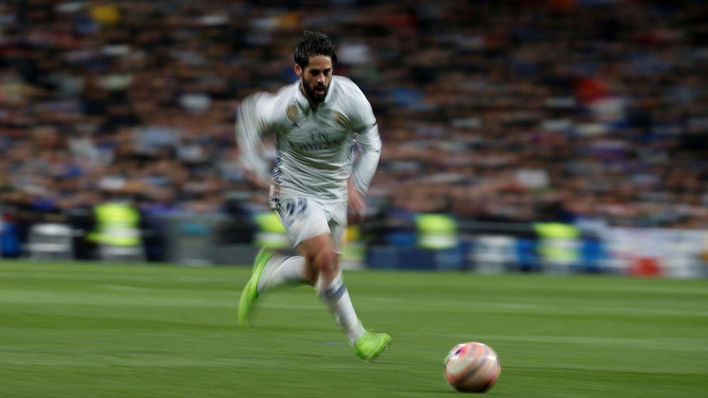 Foto: El malagueño suma siete goles y seis asistencias esta temporada. (Reuters)