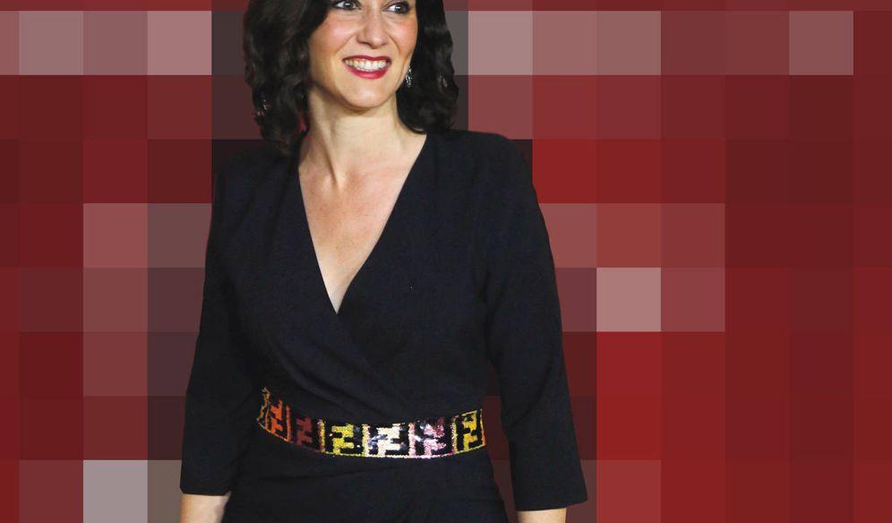 Foto: Isabel Díaz Ayuso, icono pop
