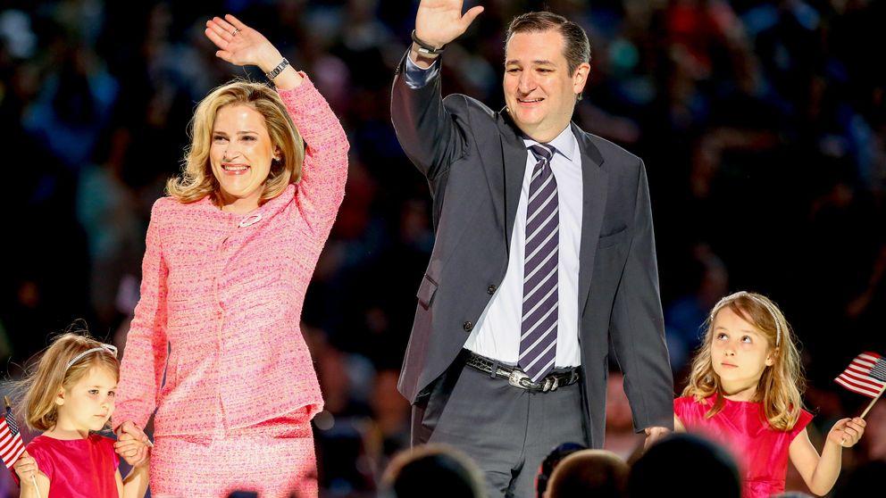 Heidi Cruz, primera candidata para sustituir a Michelle Obama