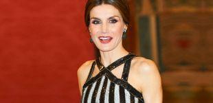 Post de Descubrimos el secreto detrás de uno de los vestidos más enigmáticos de la reina Letizia