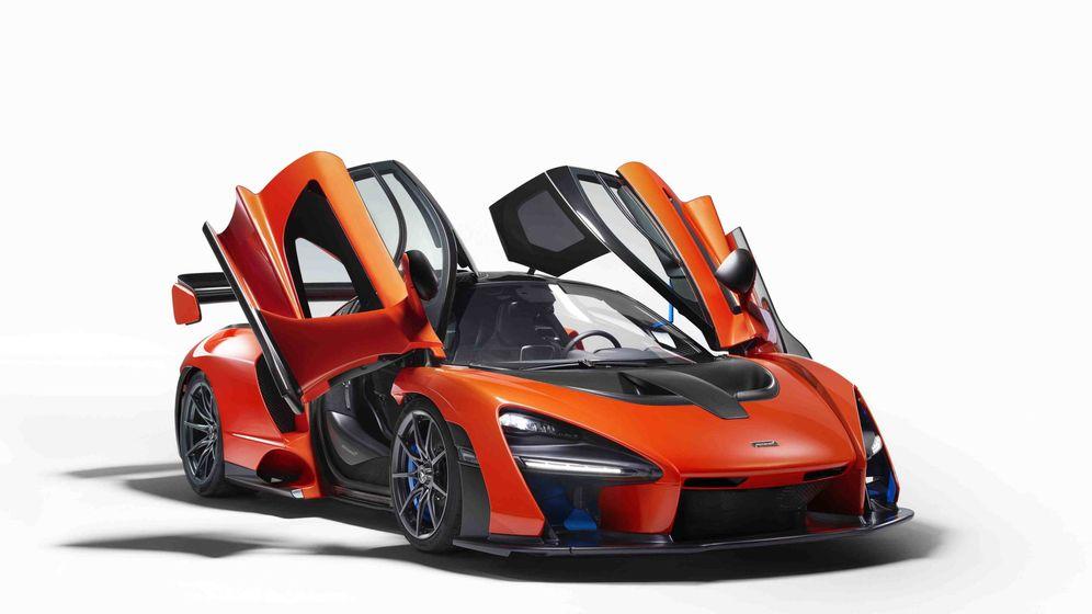 Foto: McLaren, siete años fabricando deportivos