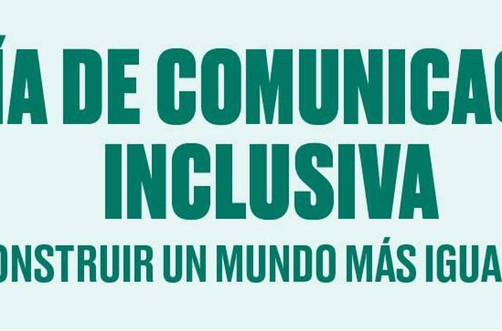 Foto: Ilustración de la guía inclusiva del Ayuntamiento de Barcelona