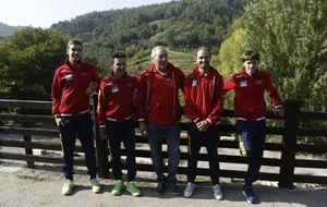 Valverde y 'Purito' se alían para lograr el primer arcoiris en 10 años