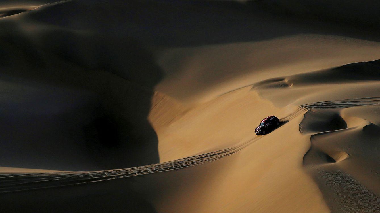 Las dunas logran comunicarse entre sí, según los científicos