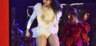 Post de De Rosalía a Aitana: lo mejor y lo peor de la alfombra roja de los Grammy Latinos
