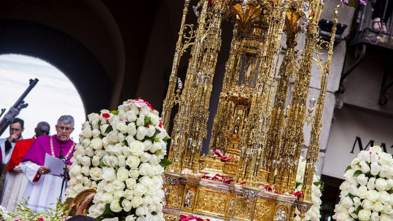 Toledo celebra el Corpus Christi 2017: así es la procesión más importante de su fiesta
