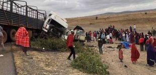 Post de Fallecen tres turistas malagueñas en un accidente de coche en Tanzania