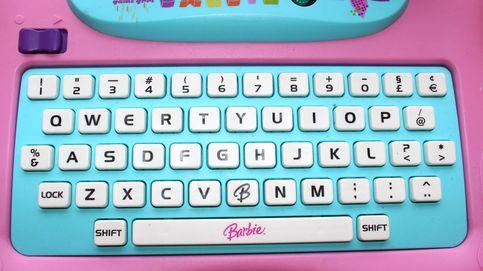 Una máquina de escribir de Barbie o cómo las niñas de los 90 pudieron aprender a cifrar mensajes
