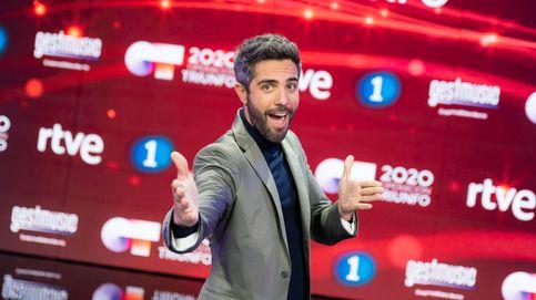 Roberto Leal se pasa al otro lado: el presentador de 'OT' se atreve con un rap