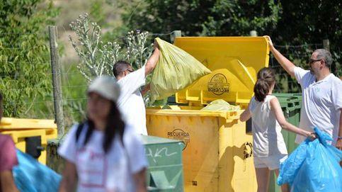 El Proyecto LIBERA vuelve a limpiar el entorno natural de basuraleza