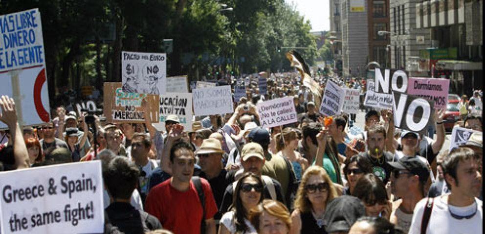 Foto: Miles de manifestantes 'indignados' vuelven a inundar el centro de Madrid