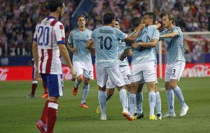 El Atlético de Madrid sigue sin carburar y en el horizonte sólo se dibujan nubes negras