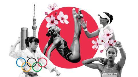 Las deportistas olímpicas españolas que son iconos de estilo