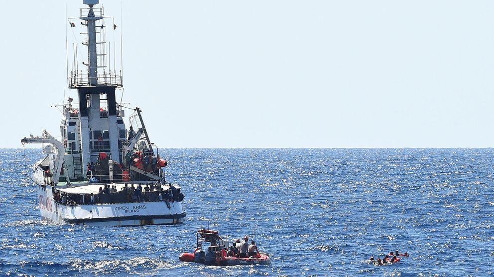 La Fiscalía italiana ordena el desembarco de los migrantes e incauta el Open Arms