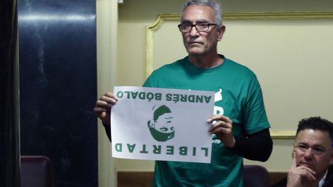 Diego Cañamero planta al Supremo, que tramitará el suplicatorio contra él