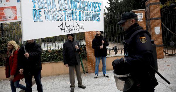 No solo hay 'menas' en Hortaleza: ¿en qué se diferencia de un centro de menores?