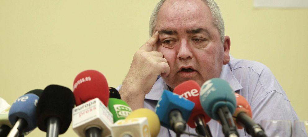 Foto: El exsecretario general de UGT-Andalucía, Manuel Pastrana