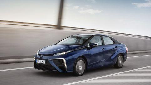 Toyota Mirai, un llamativo coche de hidrógeno ya disponible en Europa