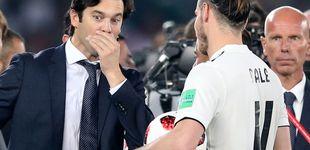 Post de La devoción de Solari por Bale o por qué necesita que sea su Cristiano