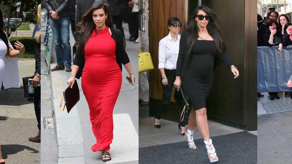 Así debería entrenar y comer Kim Kardashian en su segundo embarazo