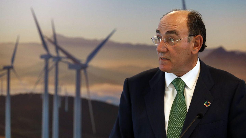 El presidente de la compañía eléctrica Iberdrola, Ignacio Sánchez Galán. (EFE)