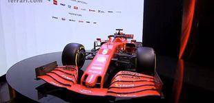 Post de Así es el SF1000, el nuevo coche de Ferrari de Fórmula 1 para la temporada 2020