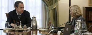 """El FT recomienda a Salgado reconvertir """"las caóticas medidas"""" de Zapatero en """"planes eficaces de gasto"""""""