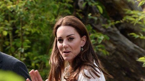 Kate Middleton y el misterio de sus eternos dedos vendados (que nadie aclara)