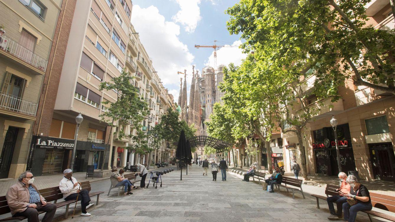 El Govern catalán propone concentraciones con distancia de dos metros y mascarillas