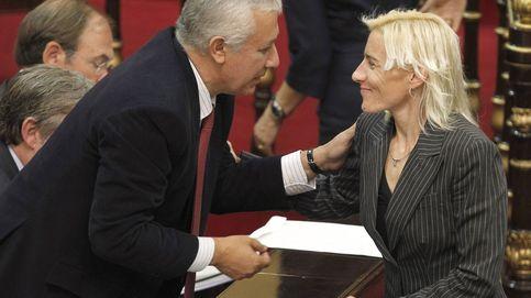 El PP borra a Marta Domínguez de su lista en previsión de que sea sancionada