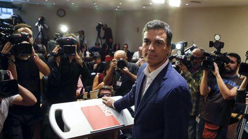 Sánchez arranca en Valencia su gira para recabar apoyos entre los militantes