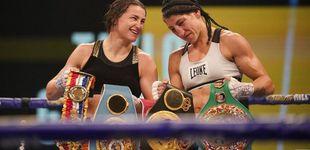 Post de Taylor anula a Miriam Gutiérrez en una velada histórica de boxeo femenino