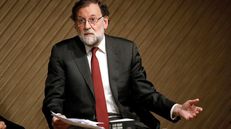 Rajoy se reivindica en su libro con mucho 155 y rescate económico... pero poco Arahy