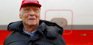 Post de Niki Lauda o la increíble historia de quien regalaba sus trofeos al lavacoches