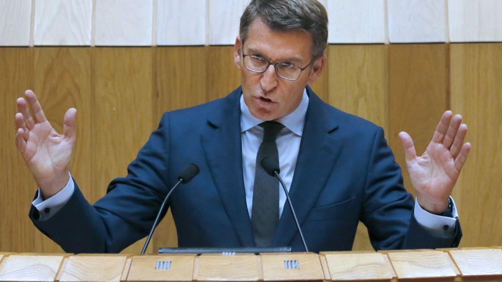 El viento levanta otro millón de euros a la Xunta de Feijóo