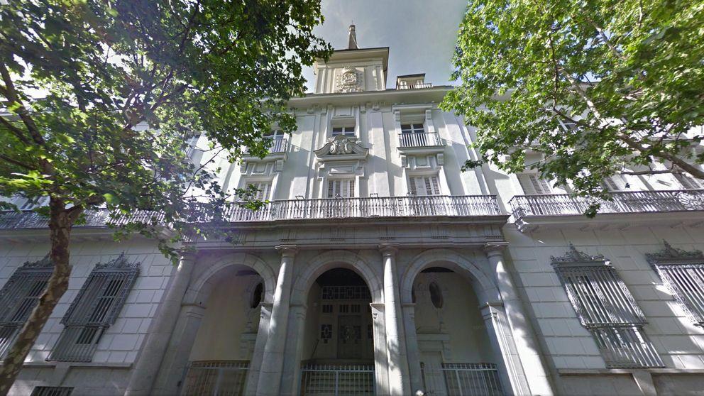 Desahucio al SAMUR para que el Patio Maravillas tenga su palacete en Madrid