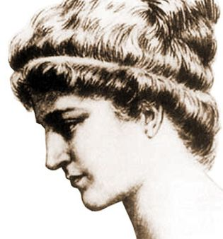 Foto: Hypatia, la oradora legendaria que luchó contra la oscuridad