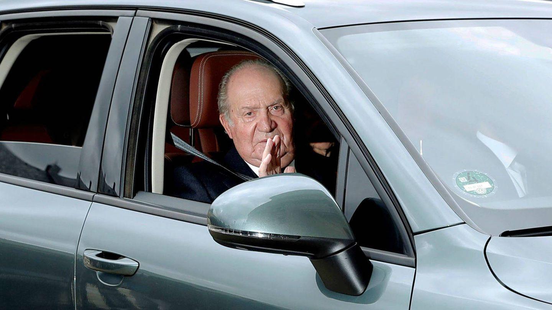 El rey emérito Juan Carlos I. (EFE)