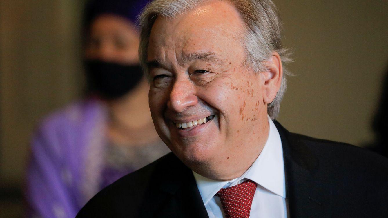 António Guterres confirmado al frente de la ONU por otros cinco años