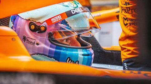 Daniel Ricciardo no es Carlos Sainz, como Lando Norris descubrirá pronto en McLaren