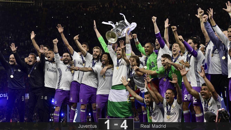El Real Madrid le gana a la historia y se hace leyenda con su Duodécima Copa de Europa