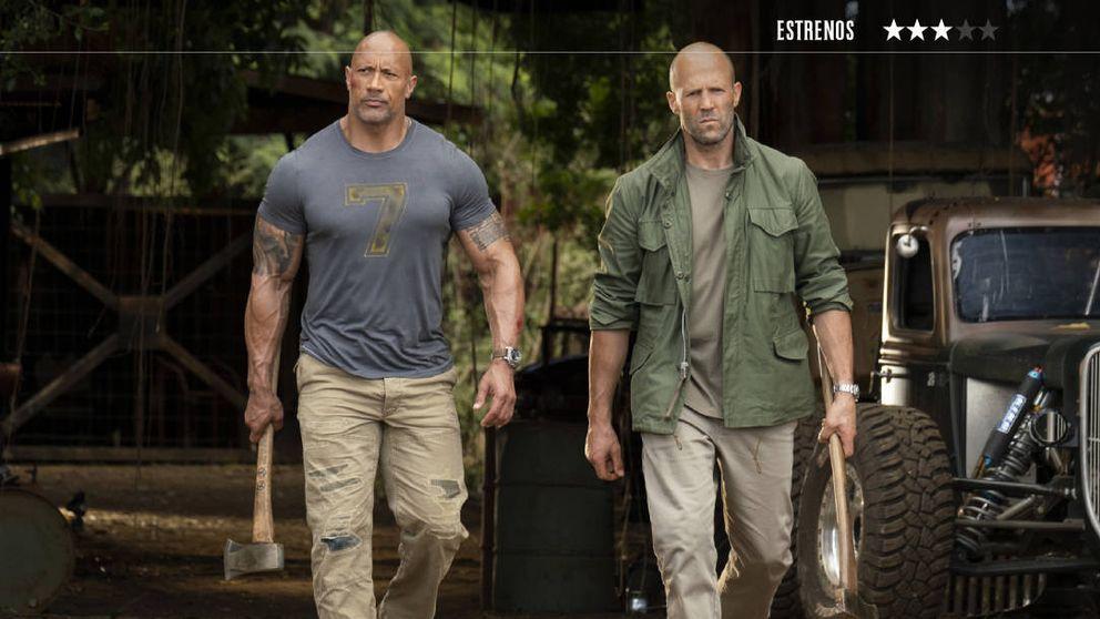 'Hobbs & Shaw': 'Fast & Furious' sigue divertida y demencial pero se queda sin gas