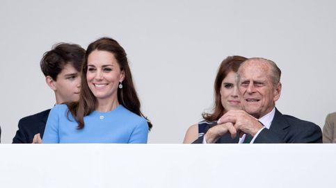 El motivo de la especial relación que Kate Middleton tiene con el duque de Edimburgo