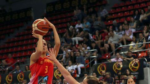 Así ve el Eurobasket Andrea, la dormilona de una Selección que juega sin su Pau Gasol