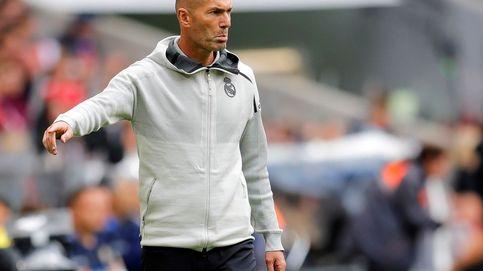 Zidane, sobre Bale y el golf: Ojalá haya entrenado. En su vida privada no me meto